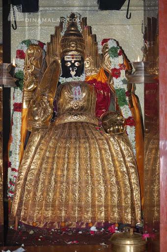 Punnainallur MuthuMari Amman Temple, Thanjavur