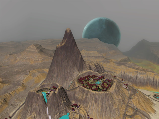 Extraña Luna de Lunar Lakes Screenshot-15