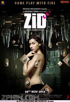 Tình Ái - Zid (2014) Poster