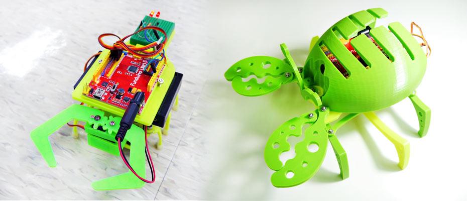 3D Printing�C�L + Arduino