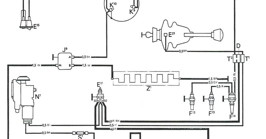 jayson devri es autostick electrical diagrams rh jayson devri es 1973 VW Beetle Wiring Diagram 1972 VW Beetle Wiring Diagram