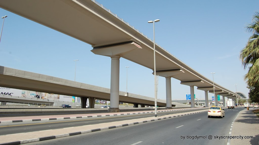 how to understand dubai roads