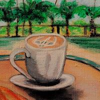 cappuccino trident
