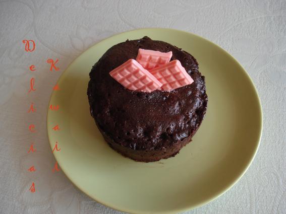 Pastelitos en horno de microondas - Bizcocho microondas 3 minutos ...