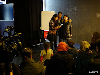 Séquence théâtre forum par trois de nos usagers : l'égalité hier et aujourd'hui avec la Cie des Rêves fous