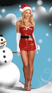 Christmas Sparkle Dress