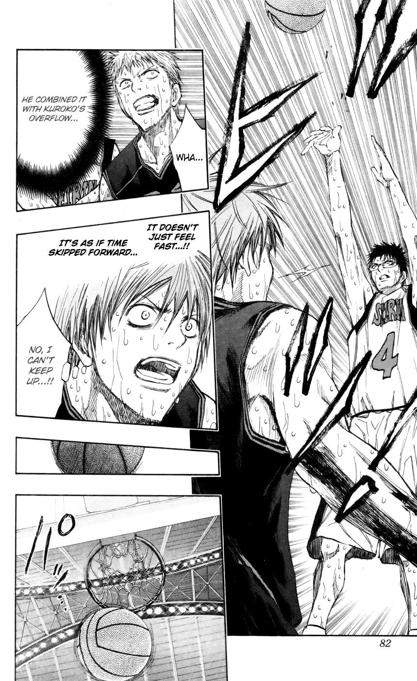 Kuroko no Basket Manga Chapter 130 - Image 15