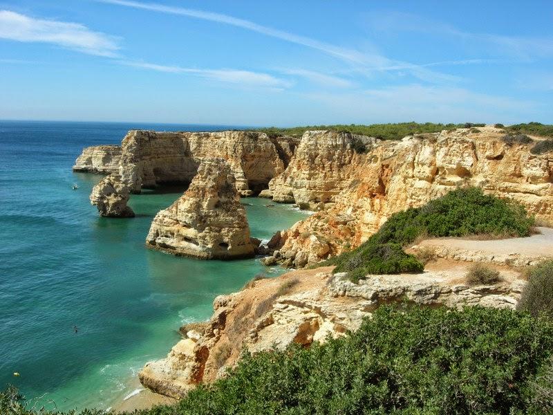 Algarve, rondreis Spanje en Portugal
