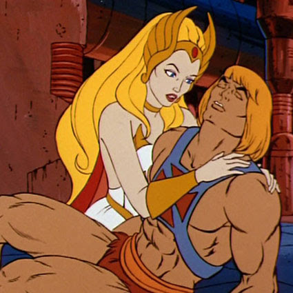 He-Man and She-Ra