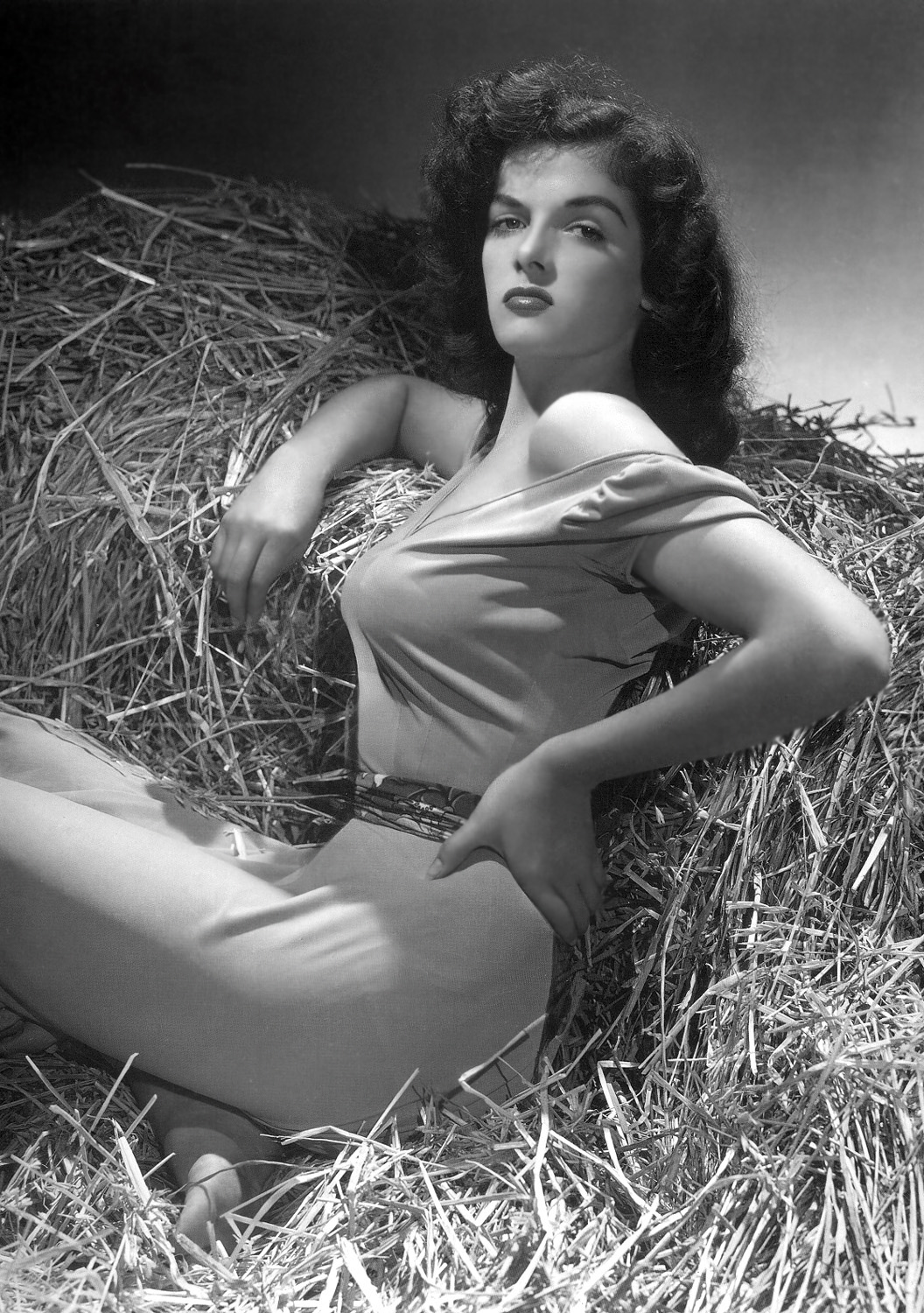 Jane Russell Has Died