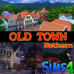 sims4 oldtown