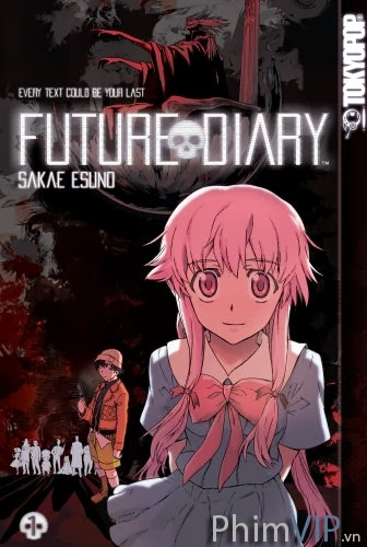 Nhật Kí Tương Lai - Future Diary poster