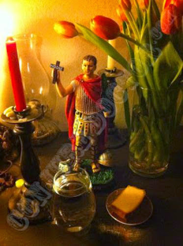 Saint Expedite Hoodoo Spell For Fast Results