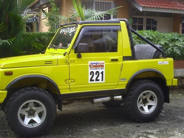 Suzukijeepinfo  Alhamdi  U2502 Suzuki Sj410 Sierra