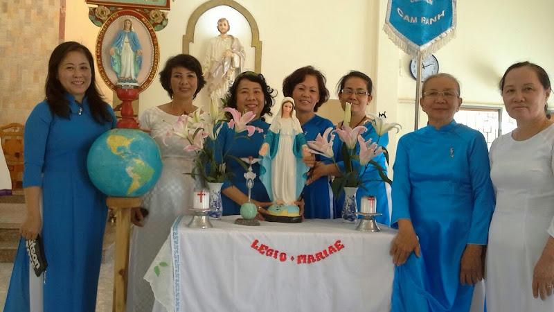 Hội Đồng Comitium Cam Ranh Mừng Đại Lễ ACIES