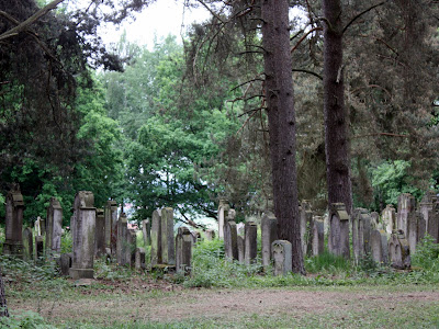 Jewish cemetery in Bechhofen Germany