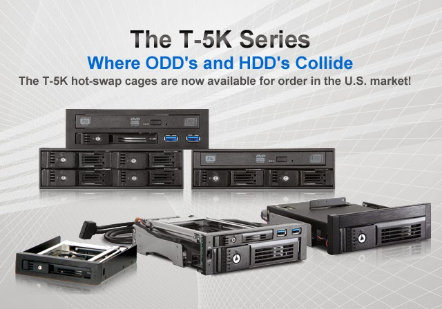 The T-5K Series: Where ODD's and HDD's Collide