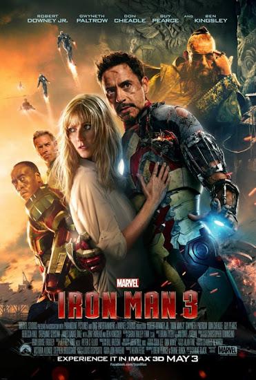 Iron Man 3 ไอรอนแมน มหาประลัยคนเกราะเหล็ก HD [พากย์ไทย]