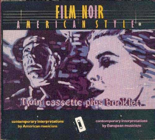 Vafilm Noir American Style 2Ble Tape Box 1984 Netherlands