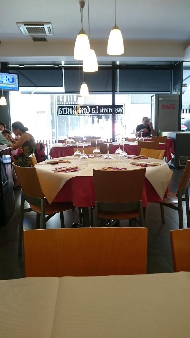 Restaurante Spaghetteria la Cosa Nostra