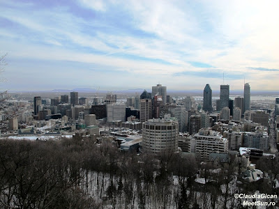 Montreal. Downtown.