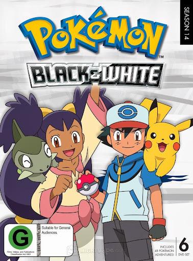 Pokemon Bửu Bối Thần Kì Season 14 - Black & White