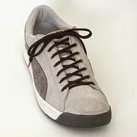 Метод шнуровки обуви двойной спиралью