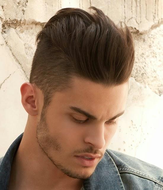 Best Peinados Hombre Pelo Lacio 2016 Image Collection