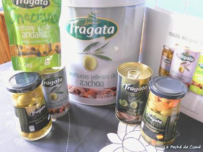 Aceitunas Fragata