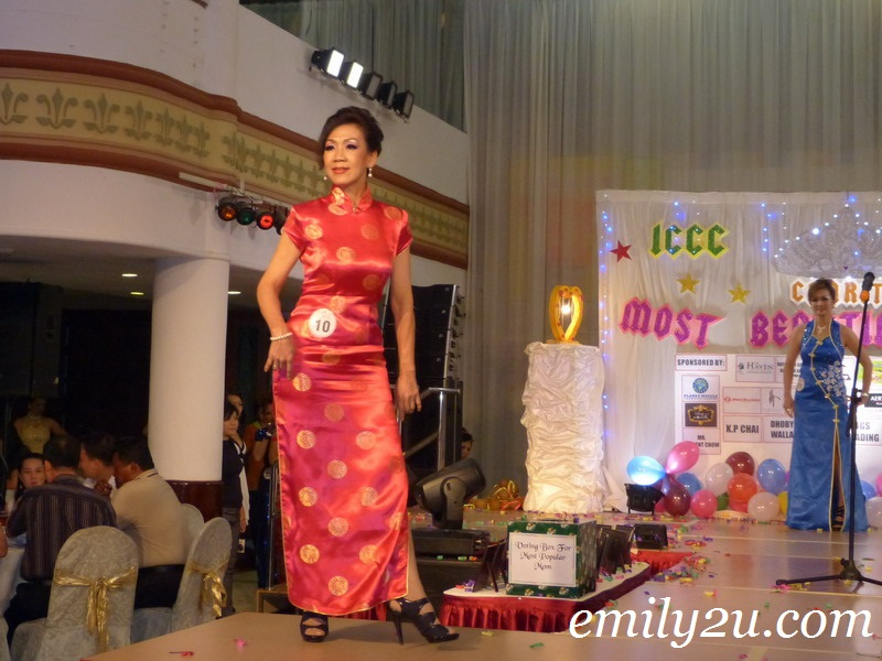 ICCC Most Beautiful Mom