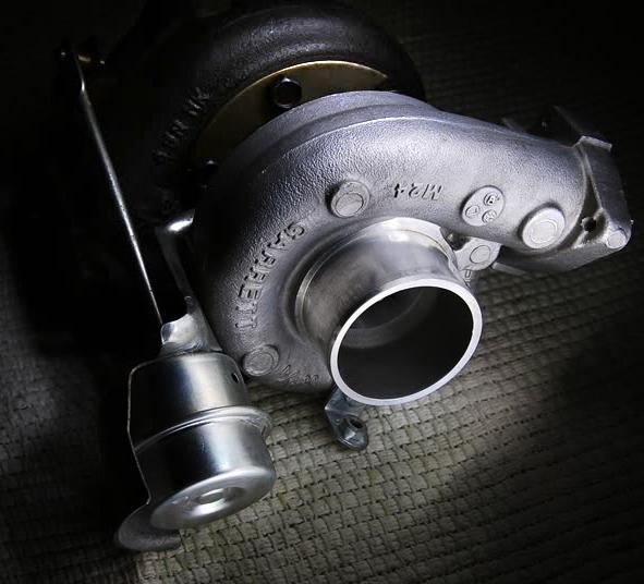Garrett GT25R - GT2554R - 60 TRIM - 270 HP ✈ Turbocharger Specs
