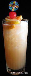 California Lemonade cocktail