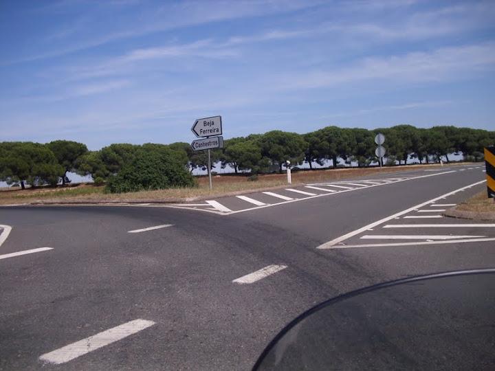 espanha - 1100Km na Pan Espanha, Porto Covo, Beringel e Alcanena IMG_1310
