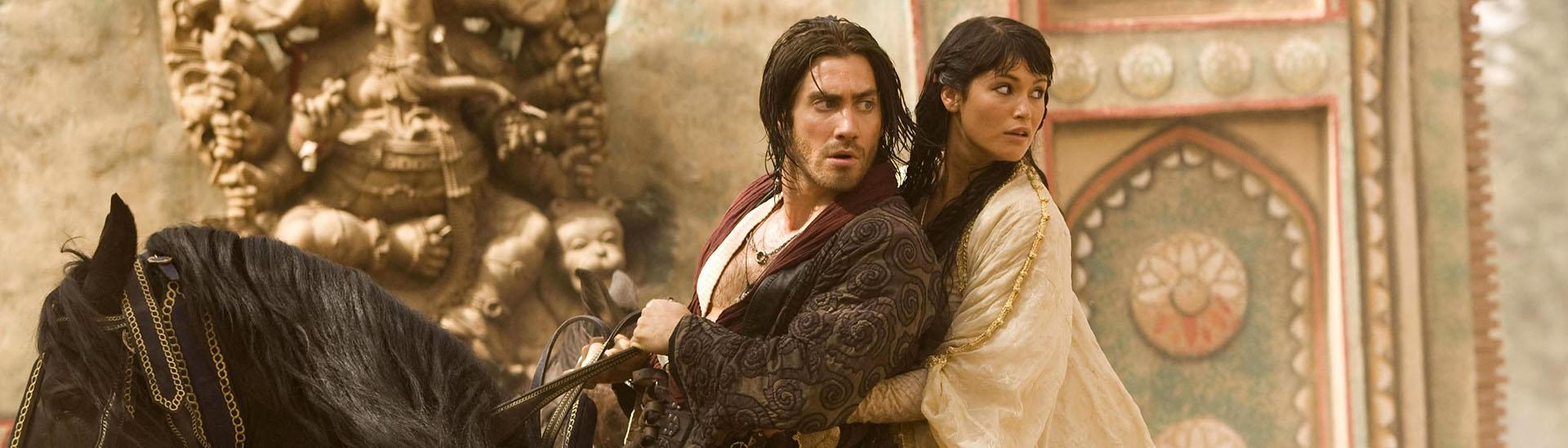 Baner filmu 'Książę Persji: Piaski Czasu'