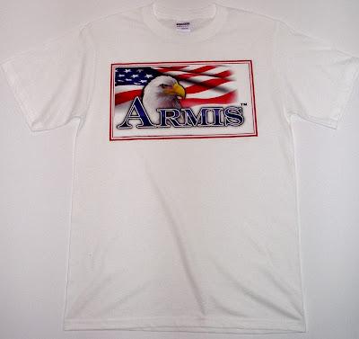 1st edition, Armis Logo T-Shirt