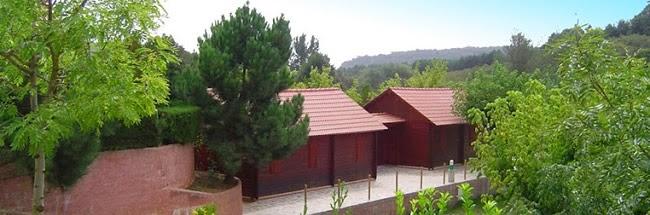Camping Bungalow de montaña, en Prades - Tarragona