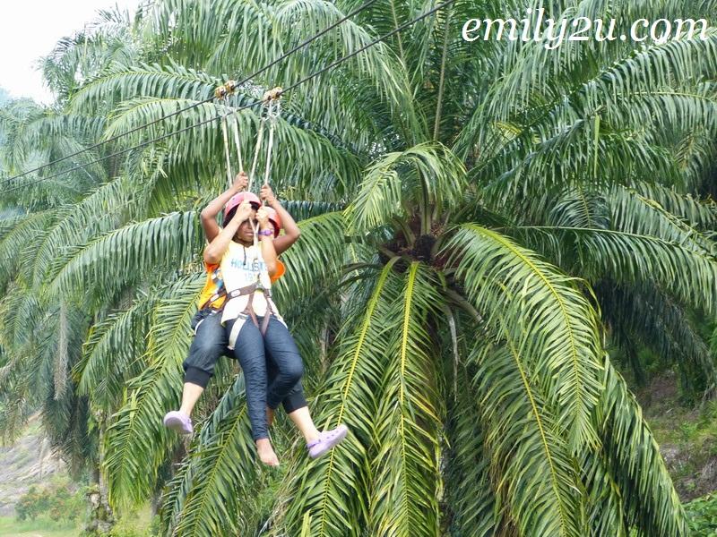 Bukit Kinding Eco Adventure Park