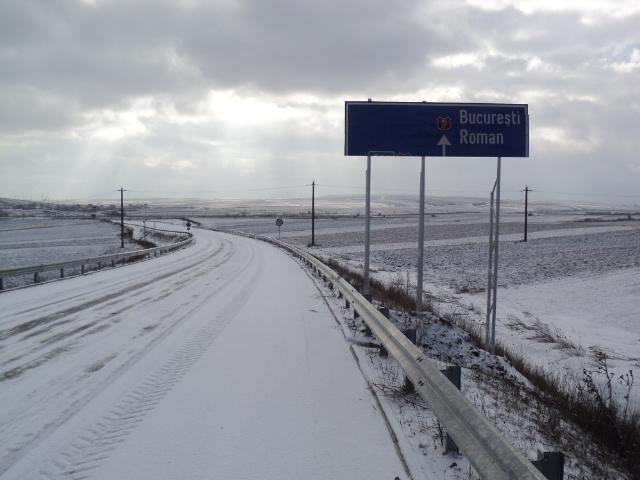 Indicator șosea de centură a municipiului Suceava