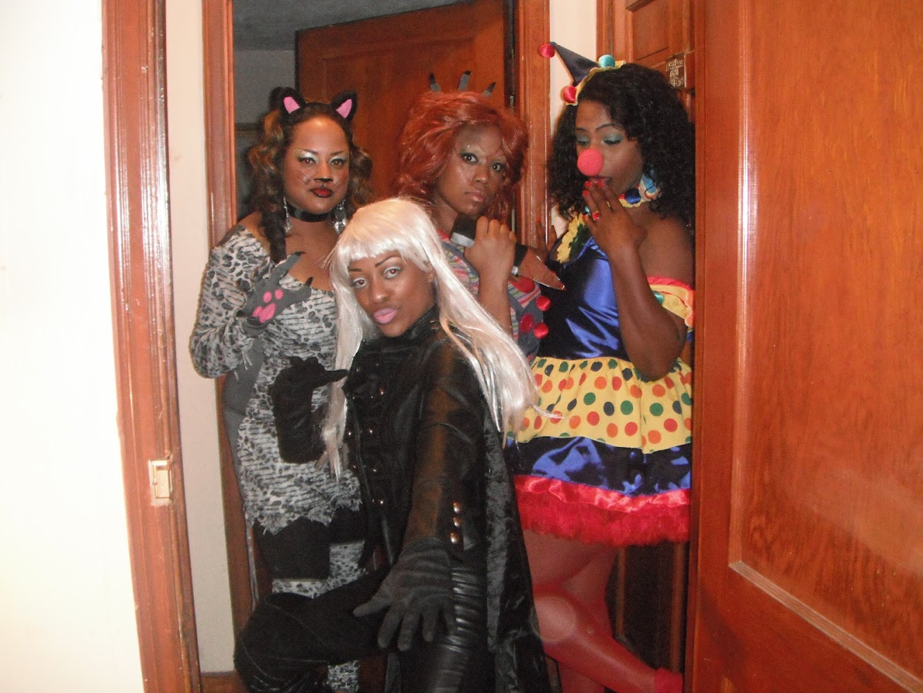 My Halloween Weekend w/The Girlies!