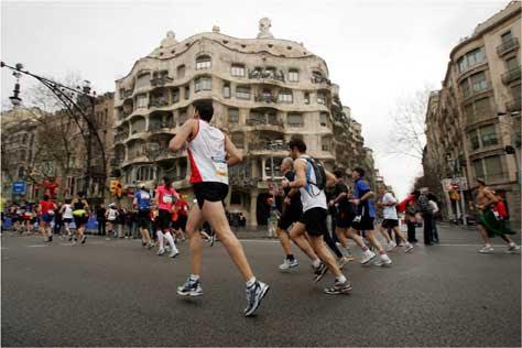 Maratón de Barcelona 1