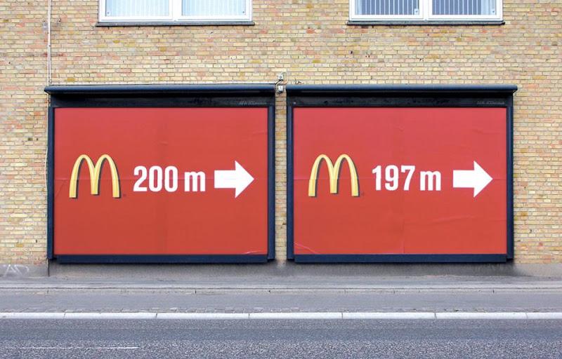 Mc Donald's Reklamı