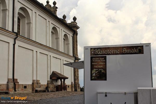 Klasztor Święty Krzyż - klasztorne smaki