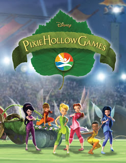 Pixie Hollow Games - Đại Hội Ở Pixie