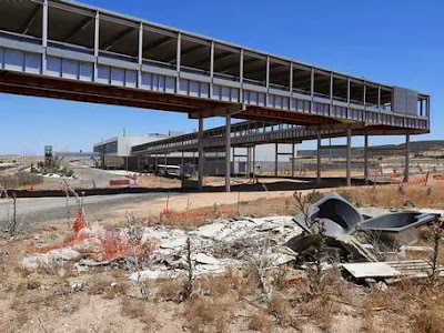 For Sale: Spanish airport on the block at 10 percent of cost