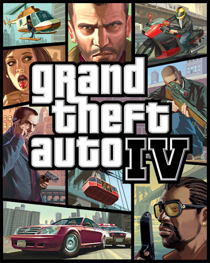 Grand Theft Auto IV Games