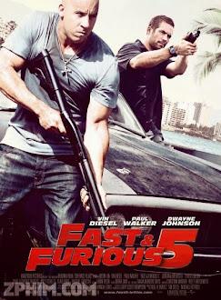 Quá Nhanh Quá Nguy Hiểm 5: Phi Vụ Rio - Fast Five (2011) Poster