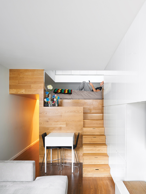 Beyond the Drawing Board: Small Space Big Ideas