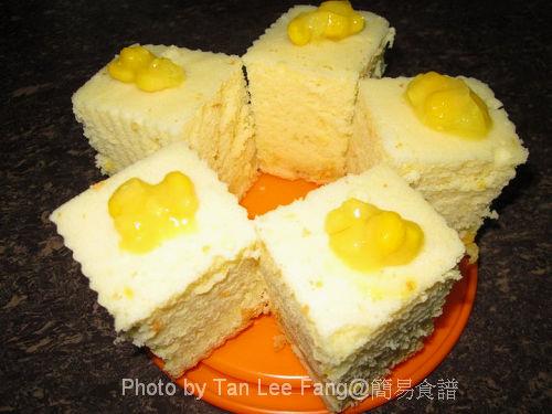 粟米蛋糕 Sweet Corn Cake