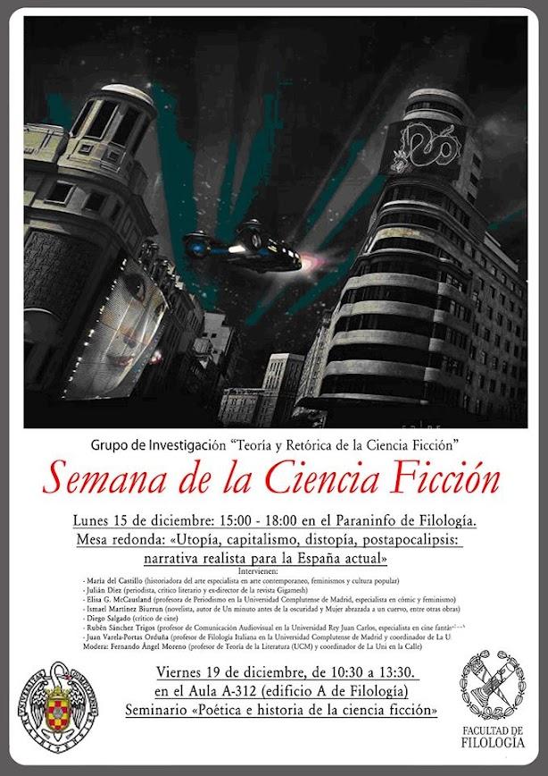 Ciencia ficción en la UCM