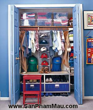 17 mẹo nhỏ cho tủ quần áo ngăn nắp-14